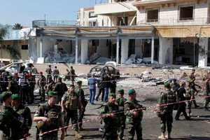 Έξι νεκροί από τη διπλή επίθεση αυτοκτονίας στη Νότια Βηρυτό