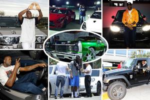 Η dream-team του ΝΒΑ σε όρους... supercar!