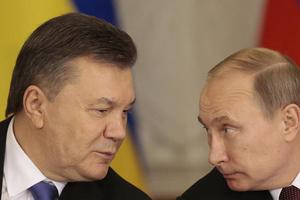 Ο Γιανουκόβιτς είχε ζητήσει από τον Πούτιν στρατιωτική επέμβαση