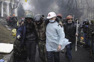 Σε νοσοκομεία του Βουκουρεστίου νοσηλεύονται 12 Ουκρανοί τραυματίες