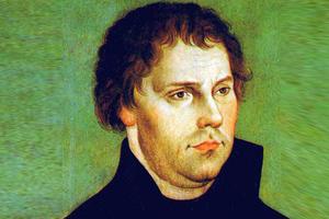 Ο μεταρρυθμιστής της χριστιανοσύνης Μαρτίνος Λούθηρος