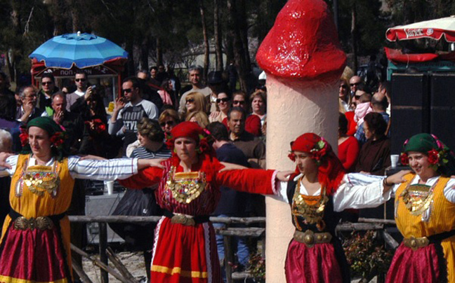 "taxidia tyrnabos3 - ""Γιορτή του φαλλού"" σε Τύρναβο και Ιαπωνία..."