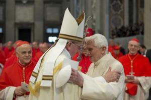 Χειροτονήθηκαν 19 νέοι καρδινάλιοι στο Βατικανό