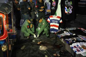 Δύο νεκροί από έκρηξη βόμβας στην Μπανγκόκ