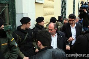 Δικάζονται οι οκτώ συλληφθέντες στο Αυτόφωρο
