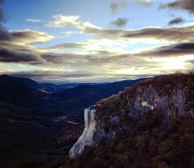 Hierve el Agua: Οι πιο παράξενοι καταρράκτες βρίσκονται στο Μεξικό!