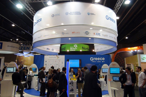 Η καρδιά της υψηλής τεχνολογίας χτυπάει για την Ελλάδα στη Βαρκελώνη