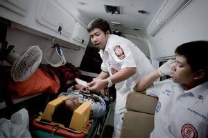 Πολύνεκρο εργατικό δυστύχημα στην Ταϊλάνδη
