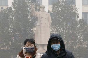 Γκρίζο «πέπλο» καλύπτει την Κίνα