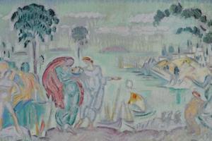 «Κωνσταντίνος Παρθένης: Τέχνη και Πνεύμα»