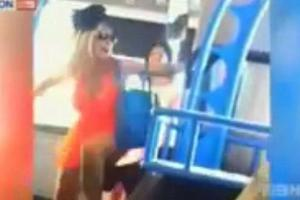 Άγρια επίθεση δύο γυναικών κατά ηλικιωμένου σε λεωφορείο