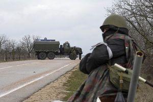 Το Κίεβο κατηγορεί τη Μόσχα ότι υποκινεί ταραχές
