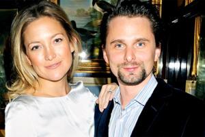 Ένα βήμα πριν το χωρισμό η Kate Hudson και ο Matthew Bellamy