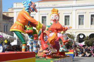 Ξεκινάει το Σάββατο το καρναβάλι στην Πάτρα