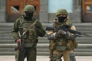 Ρώσος στρατιώτης σκότωσε ουκρανό αξιωματικό του Ναυτικού