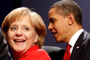 «Η Μέρκελ δεν είναι το σκυλάκι του Ομπάμα»