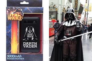 Ο Darth Vader... φορτίζει κινητά και άλλες συσκευές