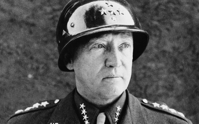 Ο θρύλος της Νορμανδίας, στρατηγός Τζορτζ Πάτον
