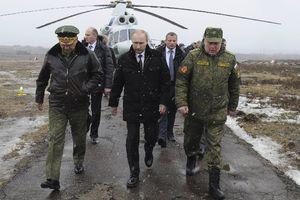 Τέλος η στρατιωτική άσκηση στη δυτική Ρωσία