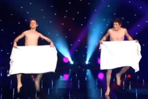 Ο χορός της πετσέτας
