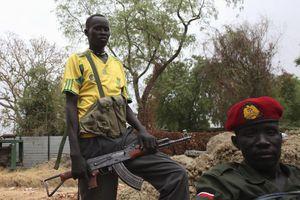 Δύο ώρες πυροβολισμών στο Νότιο Σουδάν