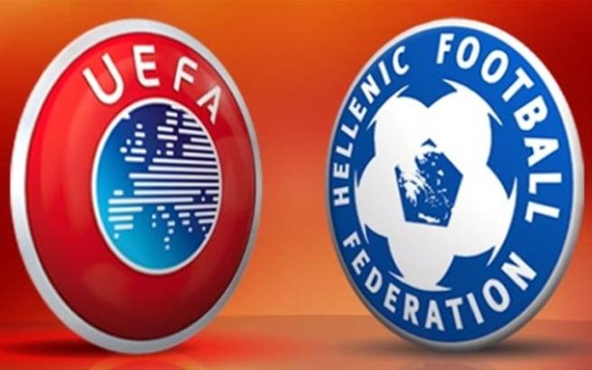 «Προσγείωση» από Δημάτο για τη 12η θέση στη βαθμολογία της UEFA