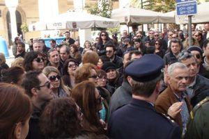 Στους δρόμους της Θεσσαλονίκης οικονομολόγοι και λογιστές
