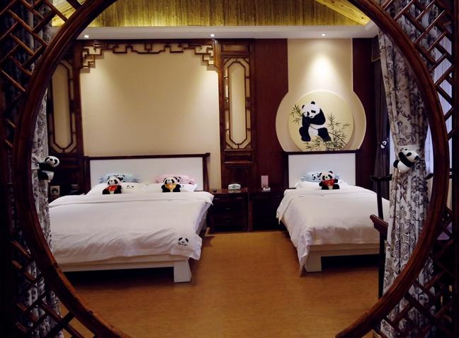 Δείτε ένα αξιολάτρευτο ξενοδοχείο με κεντρικό θέμα τις αρκούδες Πάντα!
