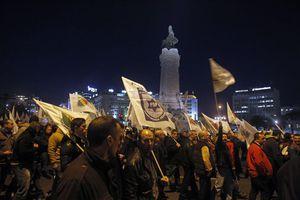 Αστυνομικοί εναντίον αστυνομικών στη Λισαβόνα
