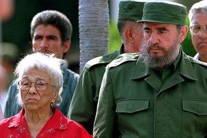 Απεβίωσε η ηρωίδα της κουβανικής επανάστασης Μέλμπα Ερνάντες