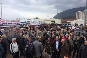 Στο ιστορικό Αρκάδι νέο συλλαλητήριο κατά των χημικών στην Μεσόγειο