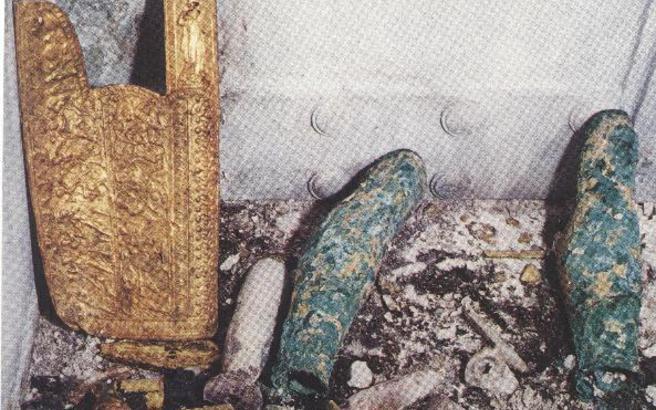 Σε ποιον ανήκει ο βασιλικός τάφος της Βεργίνας