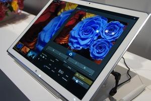 Βελτιώσεις στο 4K tablet της Panasonic