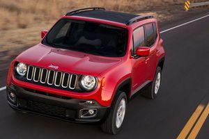Νέο Jeep Renegade με 1,4 λτ. κινητήρα