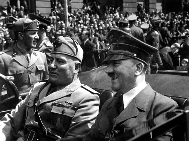 25 de Outubro de 1936: Constituição do Eixo Berlim-Roma