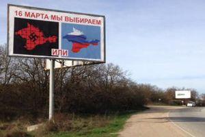 Η κατάσταση στην Κριμαία ανησυχεί την Ε.Ε.