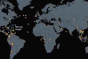 Όλα τα αεροπλάνα που έχουν εξαφανιστεί μυστηριωδώς από το 1948