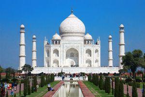 Βρέθηκε ένα από τα «μυστικά» του Ταζ Μαχάλ