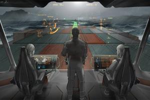 Εικόνα από το μέλλον της ναυσιπλοΐας