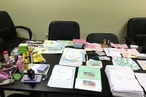 Εργαστήριο κατασκευής πλαστών ταξιδιωτικών εγγράφων εντοπίστηκε στην Καλλιθέα