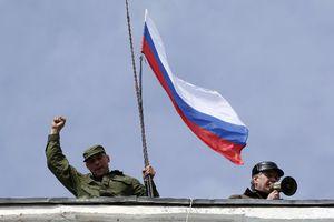 Ένταση σε στρατιωτική βάση της Μπελμπέκ στην Κριμαία