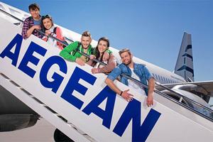 Δωρεάν πάνω από 18.000 εισιτήρια σε 500 φοιτητές από την Aegean