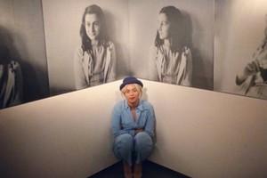 Το σπίτι της Άννας Φρανκ επισκέφθηκε η Beyonce