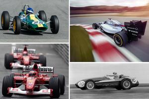 Τα ωραιότερα μονοθέσια της F1 όλων των εποχών
