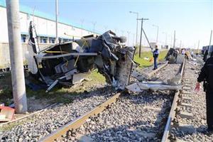 Εννέα νεκροί σε σιδηροδρομικό δυστύχημα στην Τουρκία