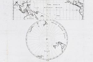 Οι χάρτες του Captain Cook σε δημοπρασία