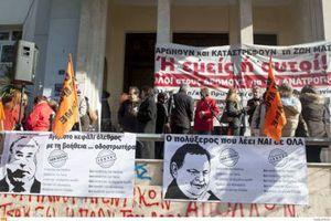 Στους δρόμους της Θεσσαλονίκης καθηγητές και συνταξιούχοι