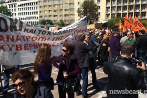 Πορεία στους δρόμους της Αθήνας θα κάνουν εκπαιδευτικοί