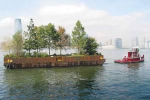 Κήποι και πόλεις που επιπλέουν