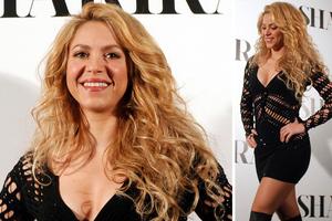 Η «καυτή» εμφάνιση της Shakira